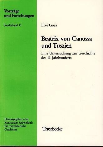 Beatrix von Canossa und Tuszien Abb. Nr. 1
