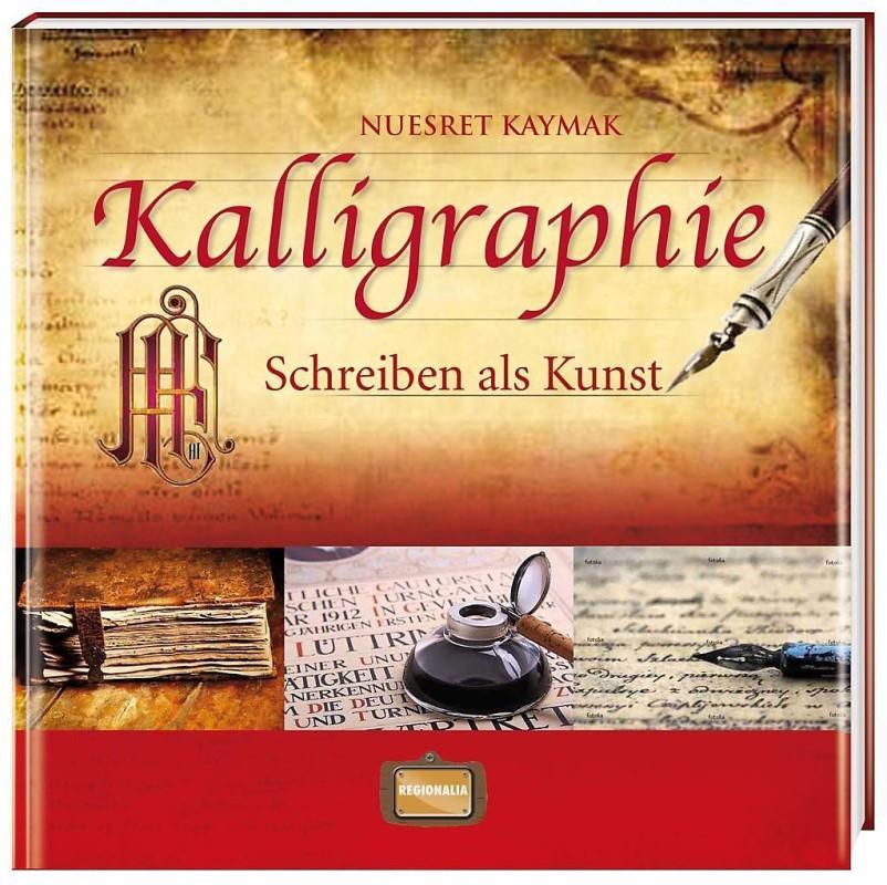 Bild Nr. 3 Kalligraphie - Set mit Buch