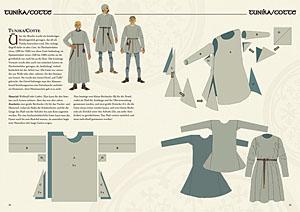 Bild Nr. 2 Kleidung des Mittelalters selbst anfertigen Mann