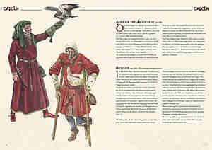 Bild Nr. 3 Kleidung des Mittelalters selbst anfertigen Mann