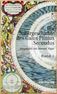 Die Naturgeschichte des Caius Plinius Secundus in 2 Bänden