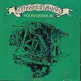 Musik-CD Zupfgeigenhansel Volkslieder III