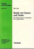 Mittelalter-Geschichte Beatrix von Canossa und Tuszien