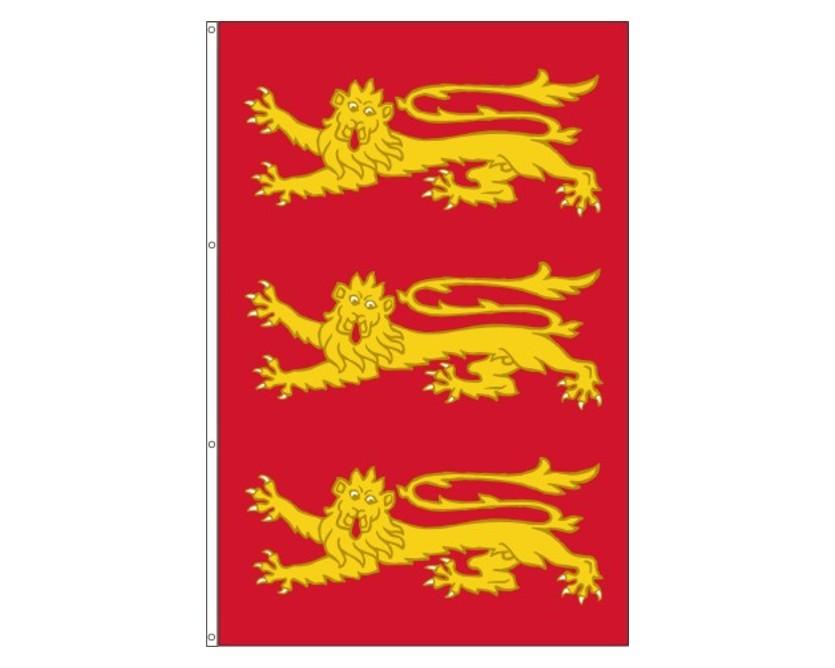 Fahne König Richard.