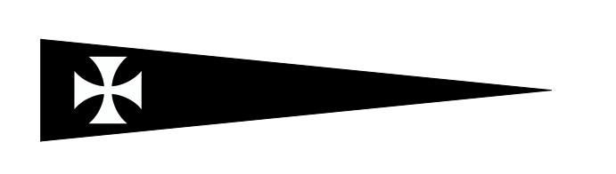 Johanniter Wimpel-Banner
