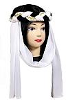 Kopfbedeckungen Kopfband Burgfräulein