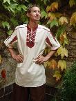 Mittelalterhemden Mittelalterhemd Gideon Kurzarm