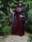 Mittelalterkleider Mittelalterkleid Eva