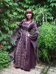 Mittelalterkleider Mittelaltergewand Brunhilde
