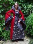 Mittelalterkleider Barbara, Mittelaltergewand