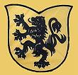 Waffenrock-Wappen auf  1 qm