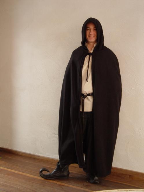 Mittelaltermantel Fleece preiswert