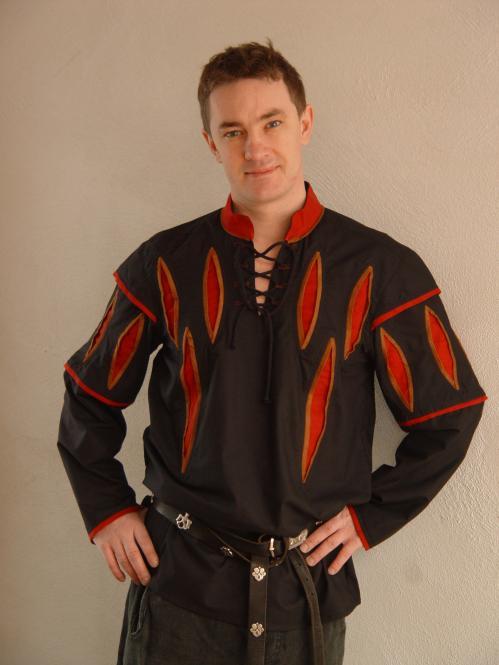 Mittelalterhemd Andreas