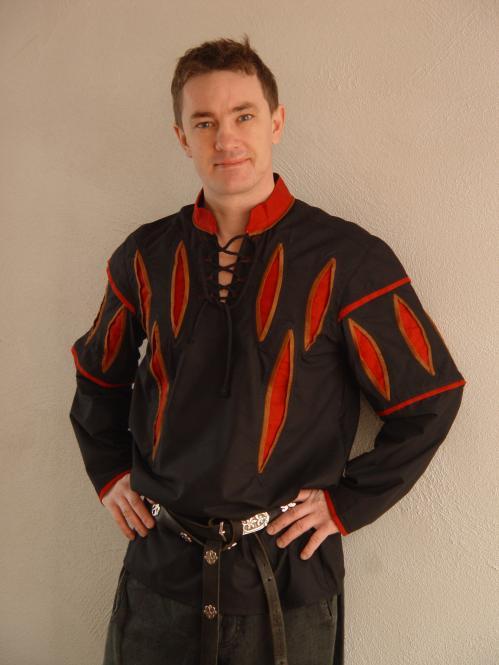 Bild Nr. 2 Mittelalterhemd Andreas