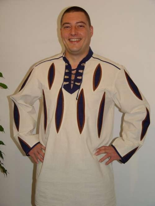 Mittelalterhemd Tobias
