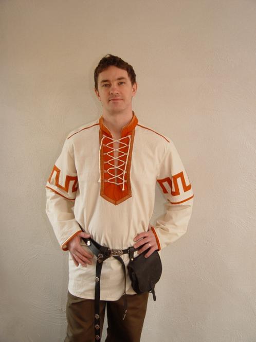 Mittelalterhemd Thomas