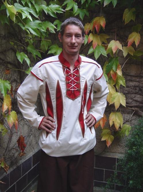 Mittelalterhemd Gabor