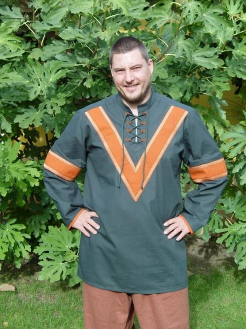 Mittelalterhemd Gunter