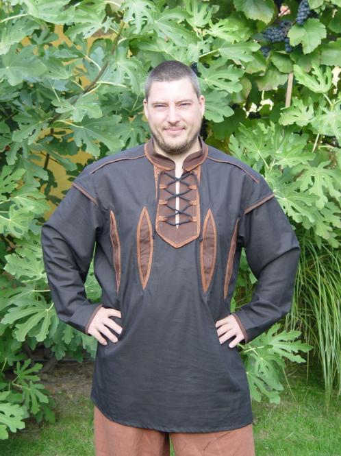 Mittelalterhemd Junker Jörg