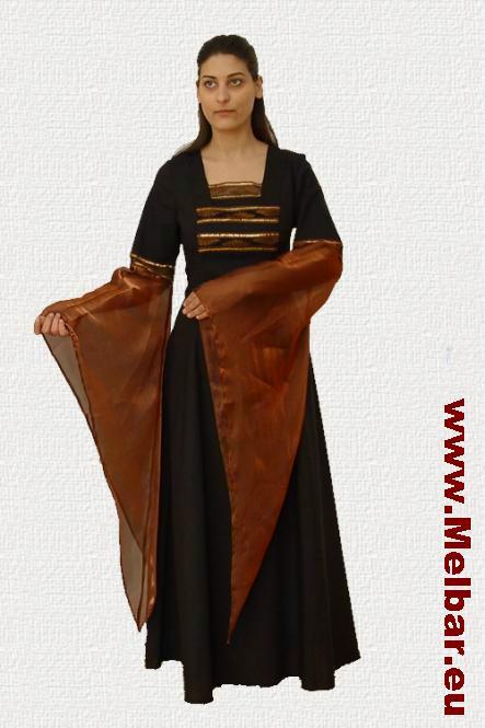 Mittelalterkleid Elke