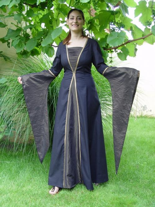 MittelalterKleid Lena