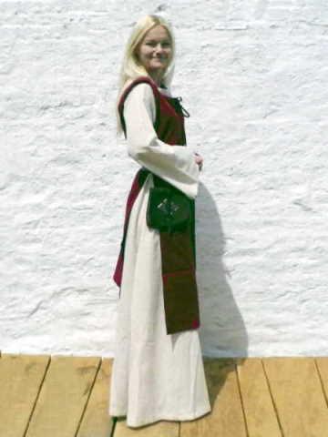 Bild Nr. 4 Mittelalter-Kleid