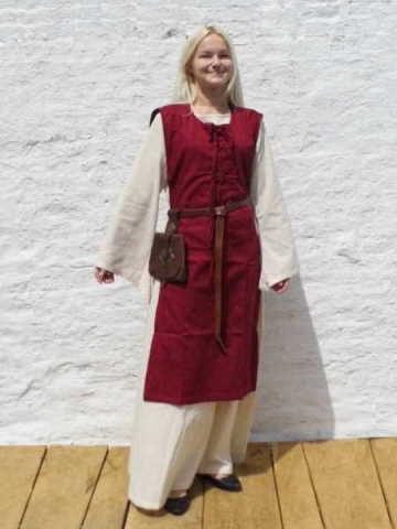 Bild Nr. 5 Mittelalter-Kleid