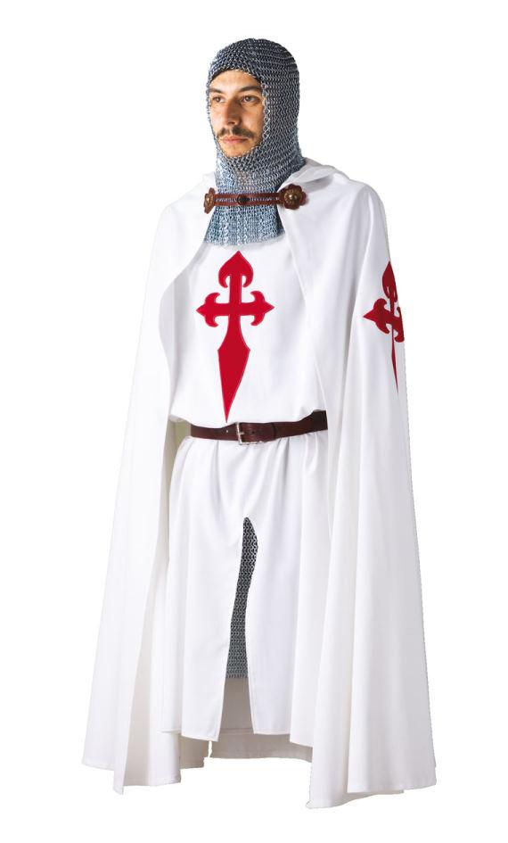 Mantel des St. James Orden von Santiago Abb. Nr. 1