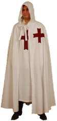 Bild Nr. 3 Tunkia weiß mit rotem Kreuz