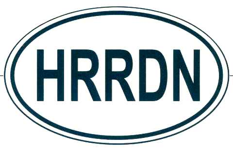 Autoaufkleber HRRDN