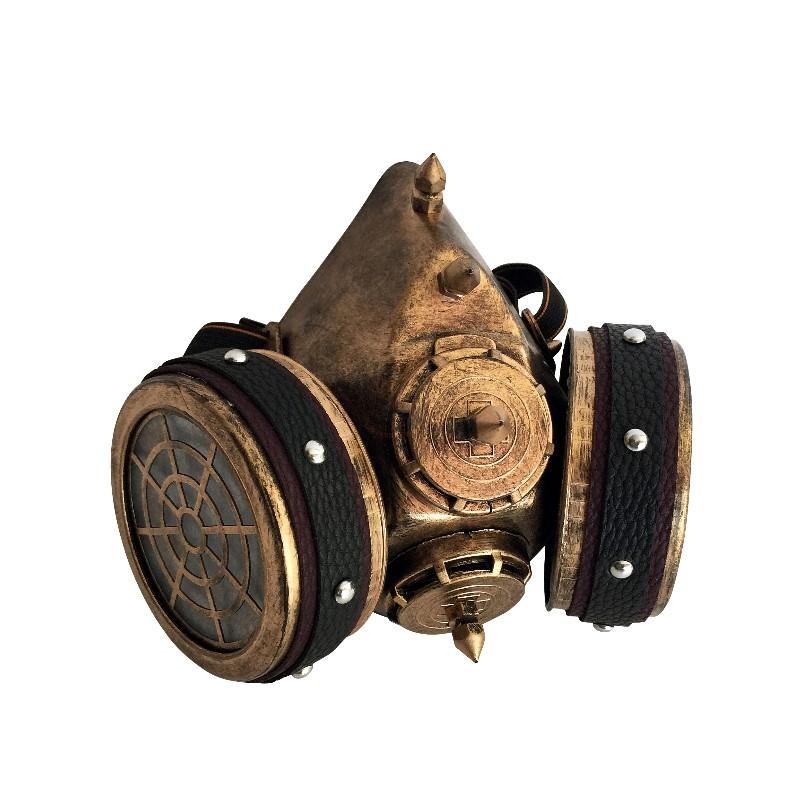 Bild Nr. 3 Steampank Maske