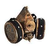 Mittelalter Larp Shop Steampank Maske
