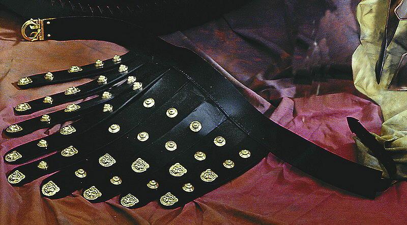 Römischer Ledergürtel