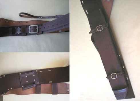 Bild Nr. 3 Rückentragescheide für Langschwerter