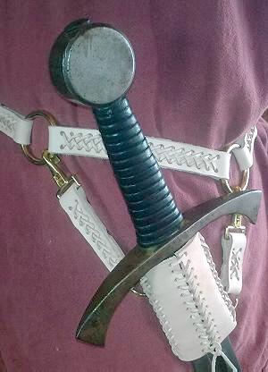Bild Nr. 3 Schwertgehänge
