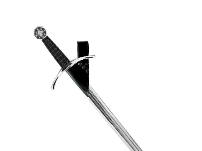 Bild Nr. 2 Schwerthalter schwarz