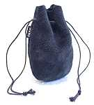 Taschen Lederbeutel Nachtblau
