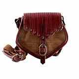 Taschen Wikingerzeitliche Umhängetasche