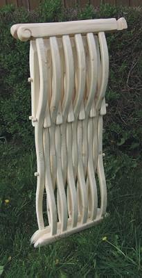 Bild Nr. 4 Scherensessel Replik