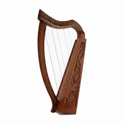 keltische Harfe Argyll 19 Saiten