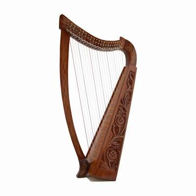 keltische Harfe Heather