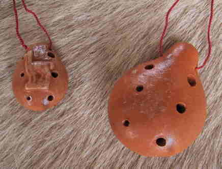 Ocarina gross