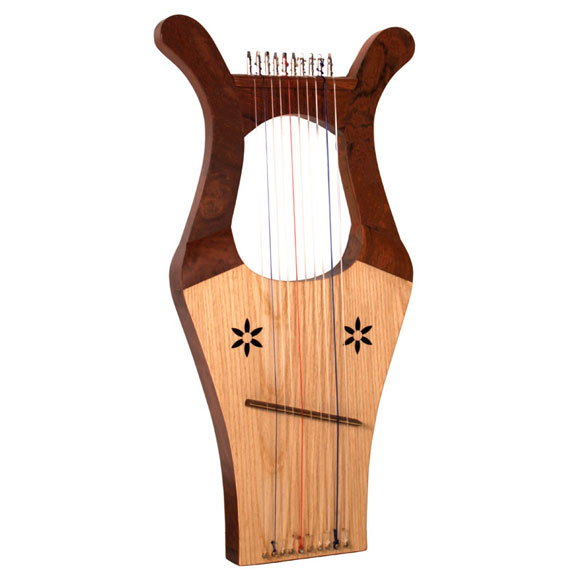 König Davids Harfe