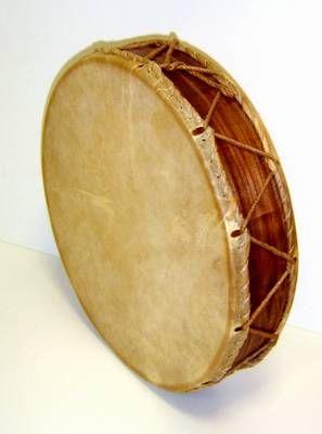 Tabor mittelalterliche Einhandtrommel