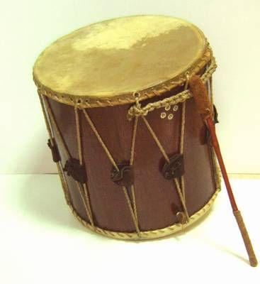 Mittelalterliche Trommel 1