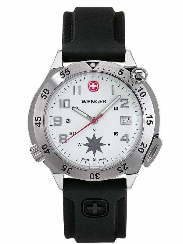 Kompass-Uhr Wenger COMPASS NAVIGATOR