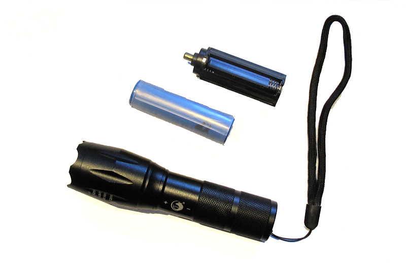 Bild Nr. 5 LED Taschenlampen-Set in Box