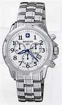 GST Chronograph Herren Armbanduhr von Wenger