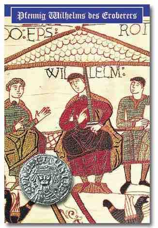 Pfennig (Penny) Wilhelms des Eroberers