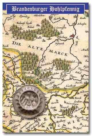 Brandenburger Hohlpfennig